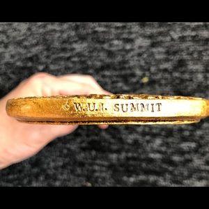 W.U.I. Summit Bath - Egyptian Style W.U.I.Summit Gold Gilt Mirror